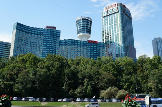 The Tower Hotel: Tower Hotel and surrounding Hotel's