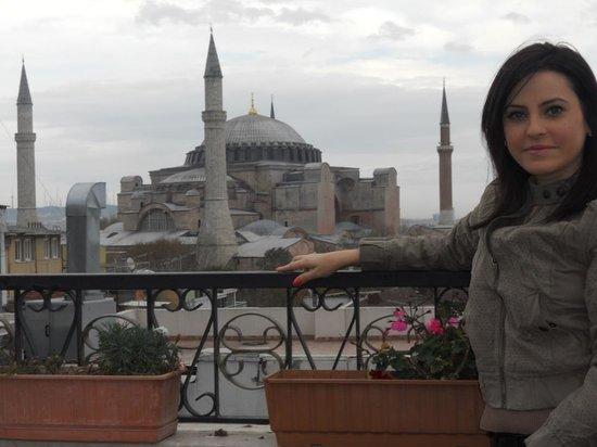 Ambassador Hotel: Aya Sophia