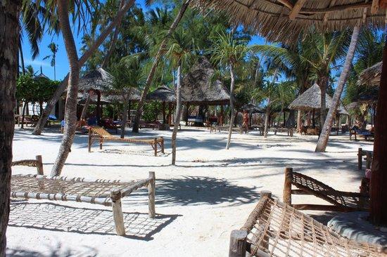Uroa, Tanzania: spiaggia