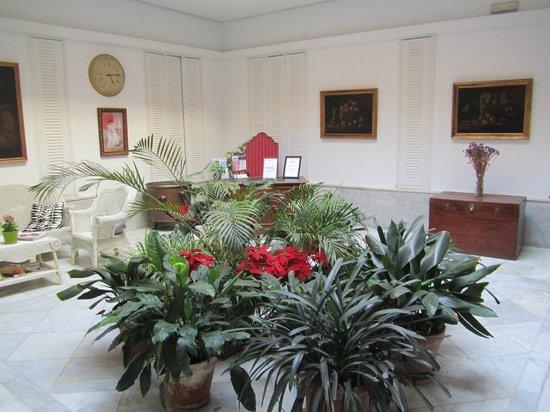 Apartamentos La Casa del Conde de Gelves : foyer