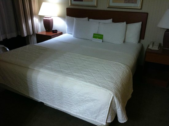 La Quinta Inn & Suites Newark - Elkton: King bed