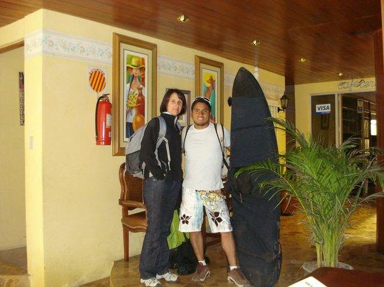 Hotel Alexander: Foto en el Hotel