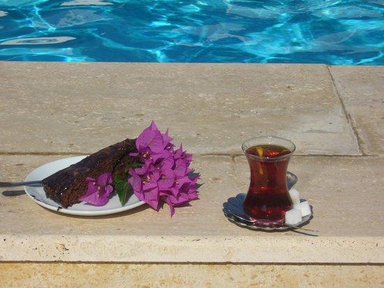 Mandalya Hotel: beş çayı