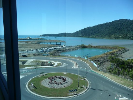 at Whitsunday Vista Resort: Great view from corner unit