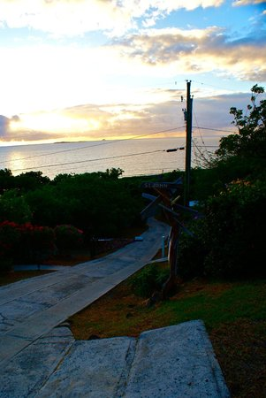 Virgin Islands Campground : sunrise