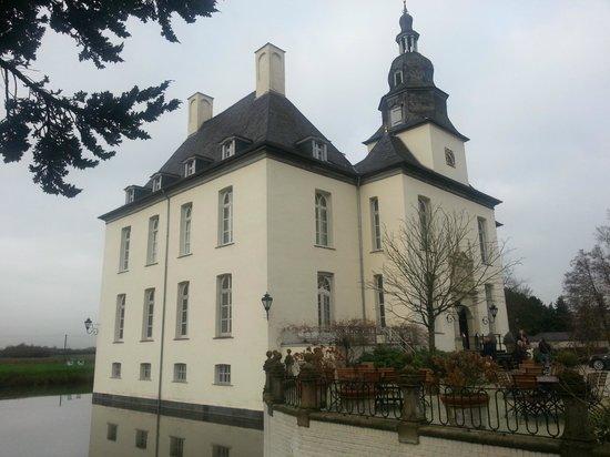 Schlosshotel Gartrop: Wasserschloss Gartrop