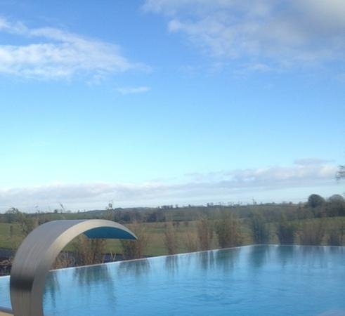 Radisson Blu Farnham Estate Hotel, Cavan: the view from spa