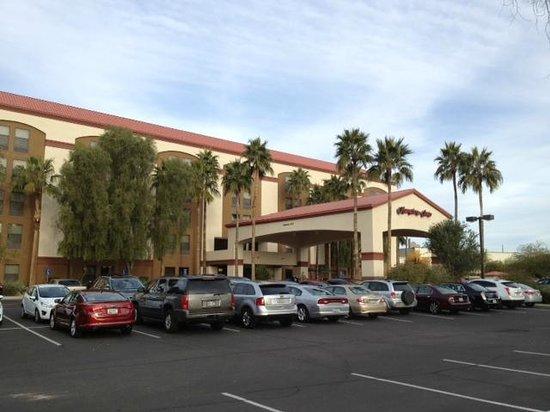 Hampton Inn Phoenix/Glendale/Peoria: Hotel Exterior