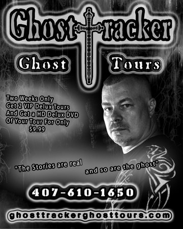 Ghost Tracker Ghost Tours: Promo