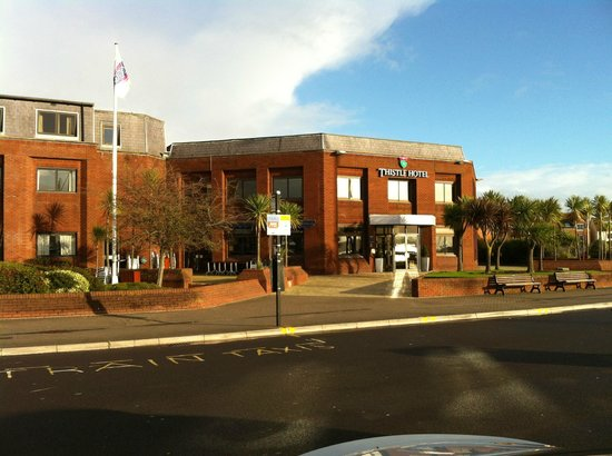 Thistle Hotel Poole Reviews