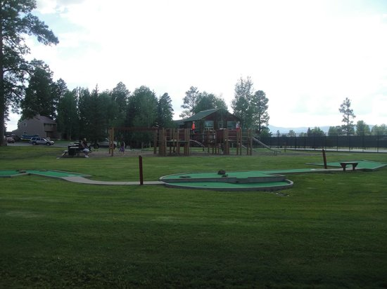 Wyndham Pagosa: Resort play area