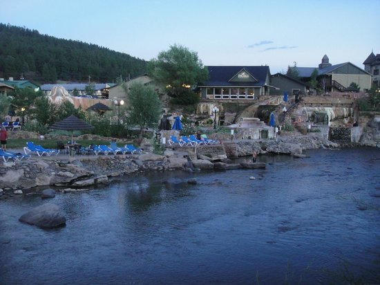 Wyndham Pagosa: Hot Springs