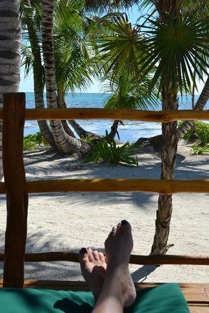 La Perla Del Caribe: View from deck