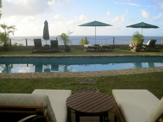 Ti Kaye Resort & Spa: Pool view