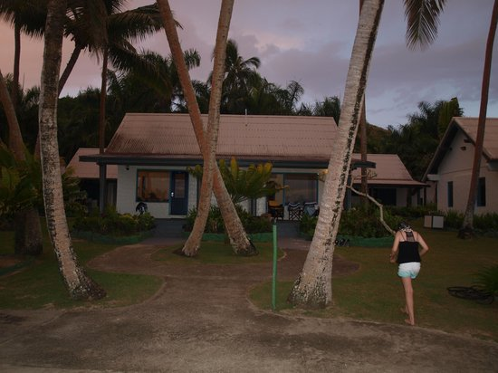 Fiji Hideaway Resort & Spa: Bure