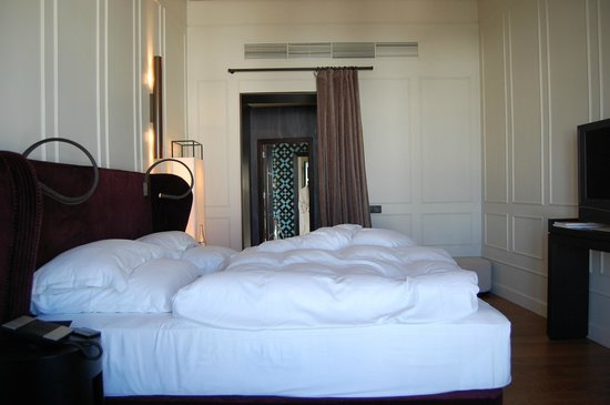 Hotel Palacio de Villapanes: Chambre