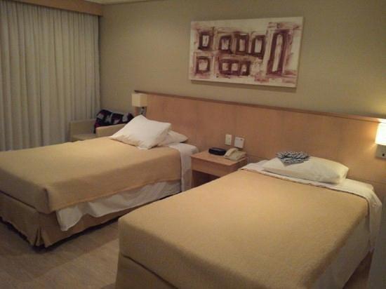 Transamerica Prime Barra: bedroom
