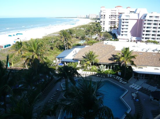 Hilton Marco Island Beach Resort: room view