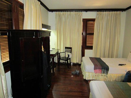 Casa Angkor Hotel: Chambre