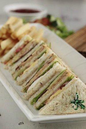 Bianco : Club Sandwich