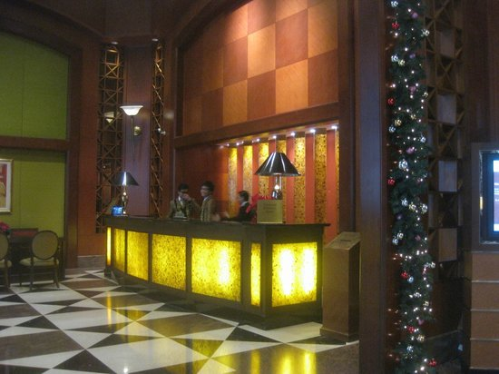Sheraton Imperial Kuala Lumpur Hotel: ロビー2