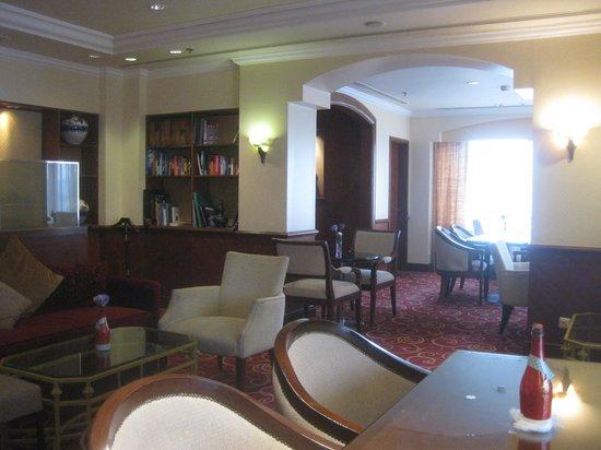 Sheraton Imperial Kuala Lumpur Hotel: クラブラウンジ