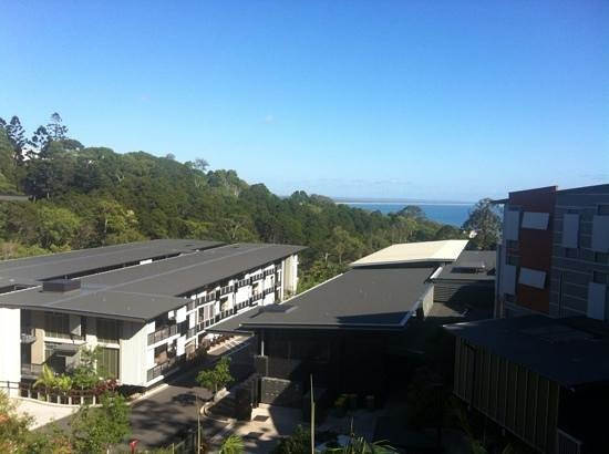 Peppers Noosa Resort and Villas: Stunning views from Penthouse