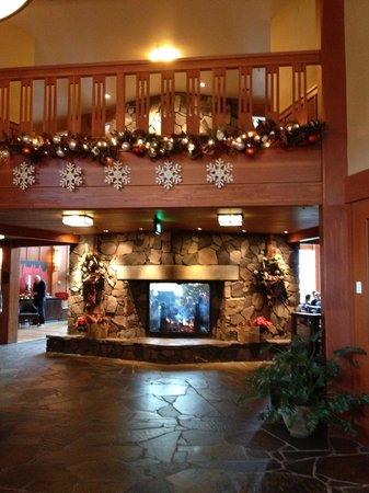Skamania Lodge: Lobby