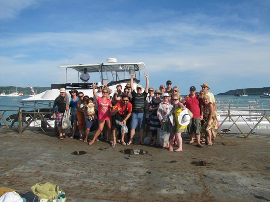 Epic Charters: The party!