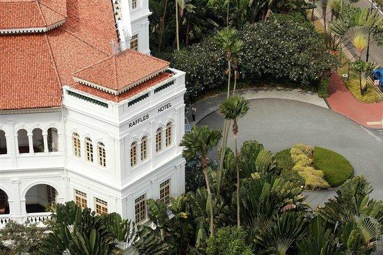 Fairmont Singapore: Raffles