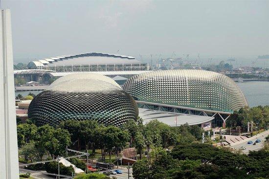 Fairmont Singapore: Fantastic views