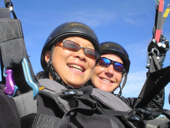 Vail Valley Paragliding Tandem Adventures: Put a Smile on Your Face!