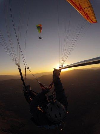 Vail Valley Paragliding Tandem Adventures: Extended Sunset Flights...