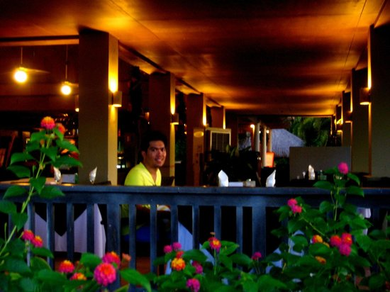 Dos Palmas Island Resort & Spa : dining area