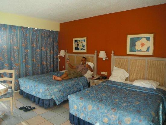Renaissance Curacao Resort & Casino: habitacion