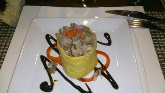 Bagua Lounge Bar & Restaurant: viernes noche tematica pintxos vascos