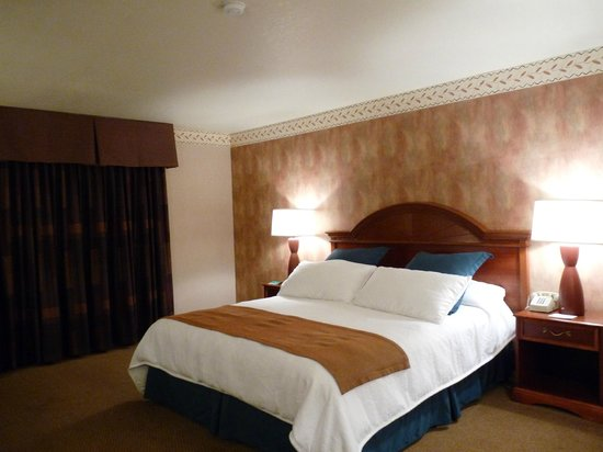 456 Embarcadero Inn & Suites: Photo of our Room.
