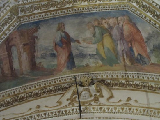 Duomo di Sant'Andrea: inside