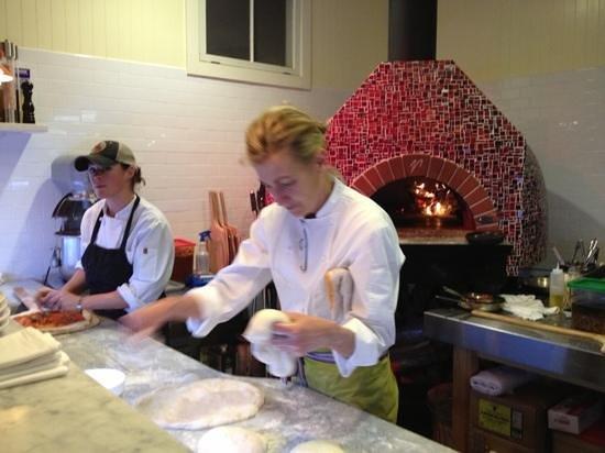 Ciccio : Pizza Oven