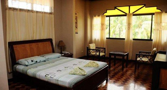 Villa Tarcela Resort: Deluxe Suite - Most Spacious Room in the resort