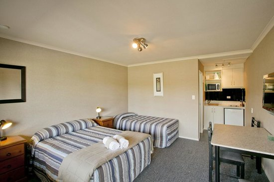 Te Anau Kiwi Holiday Park: Motel Unit