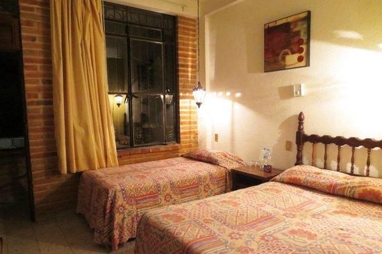 Hotel Villa Del Mar: Room 47: sweet spot to stay