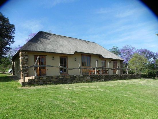 Addo Bush Palace Private Reserve: Our lodge
