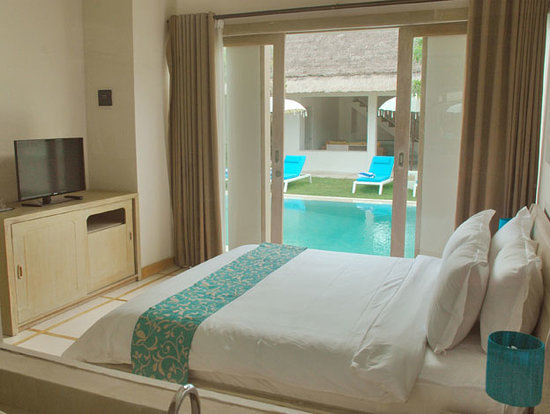 La Cabana Hotel and Villas : hotel room