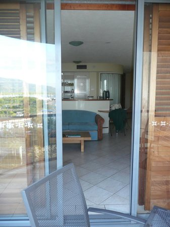 BreakFree Royal Harbour Resort: Balcony