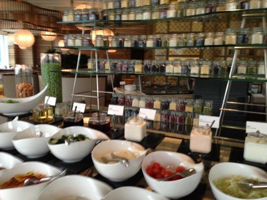 Sheraton Grand Beijing Dongcheng Hotel: レストラン