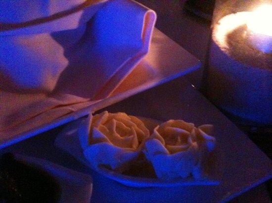 Infinity Residences & Resort Koh Samui: Infinity Christmas dinner