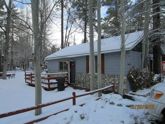 Grey Squirrel Resort: Possum Cabin