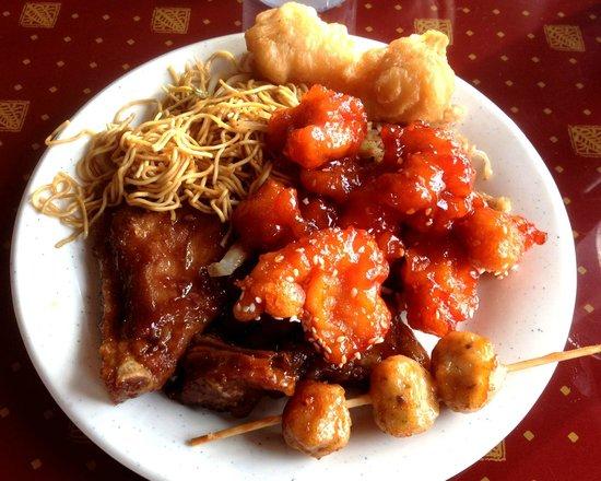 Yong Great Wall Buffet  Meal
