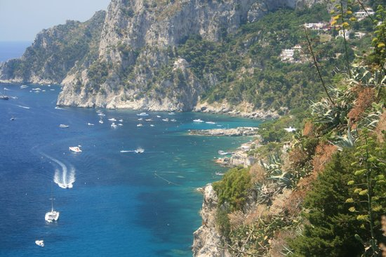 Capri day tour picture of isle of capri and ana capri for Isle of capri tours